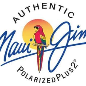 Maui Jim is listed (or ranked) 11 on the list The Best Eyewear Brands