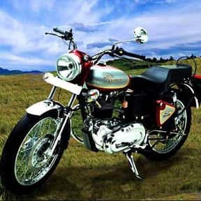 Royal Enfield is listed (or ranked) 13 on the list The Best Motorcycle Brands