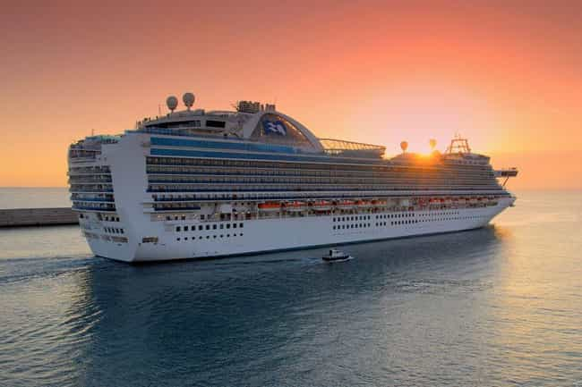 Princess Cruises is listed (or ranked) 2 on the list The Best Alaska Cruise Lines