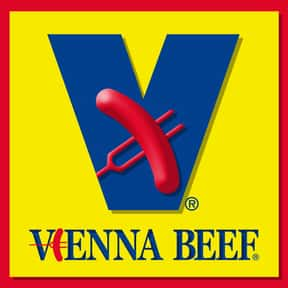 Vienna Beef is listed (or ranked) 5 on the list The Hottest Hot Dog Brands Ever