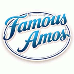 Famous Amos is listed (or ranked) 6 on the list The Best Cookie Brands