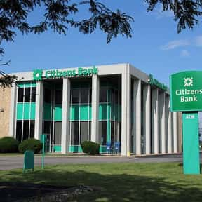 Citizens Bank is listed (or ranked) 16 on the list The Best Bank for Recent College Grads