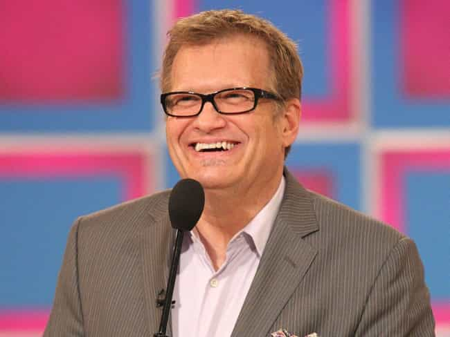 Drew Carey is listed (or ranked) 4 on the list 22 Famous People with Type 2 Diabetes