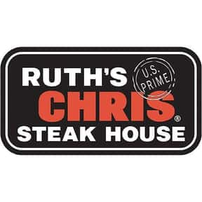 Ruth's Chris is listed (or ranked) 2 on the list The Best High-End Restaurant Chains