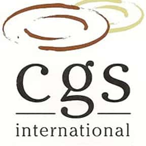 CGS International, Inc. is listed (or ranked) 23 on the list The Best Fine China Brands