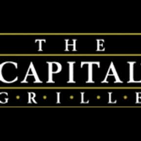 Capital Grille is listed (or ranked) 1 on the list The Best High-End Restaurant Chains