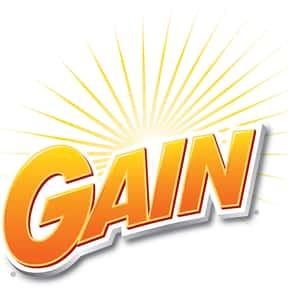 Gain is listed (or ranked) 11 on the list The Best Laundry Detergent Brands