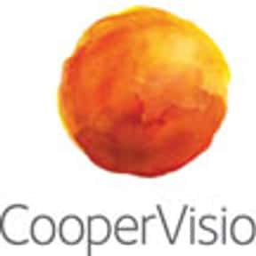 CooperVision, Inc is listed (or ranked) 6 on the list The Best Contact Lens Brands