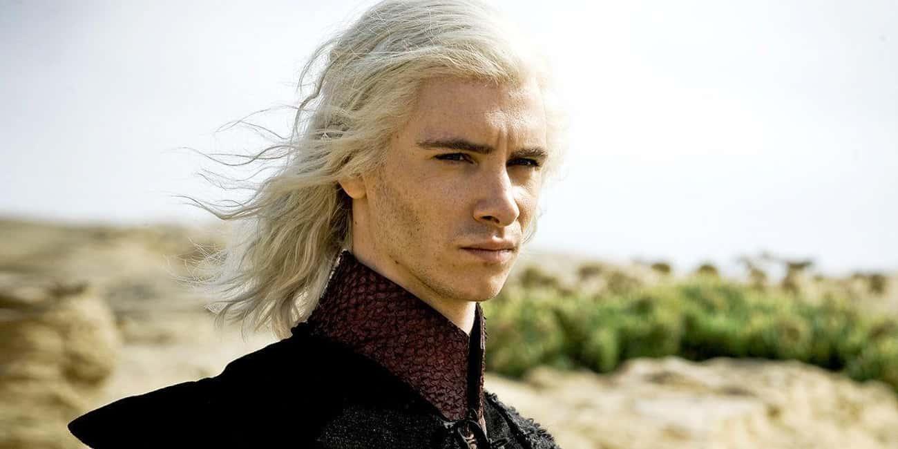 Aries (March 21 - April 19): Viserys Targaryen