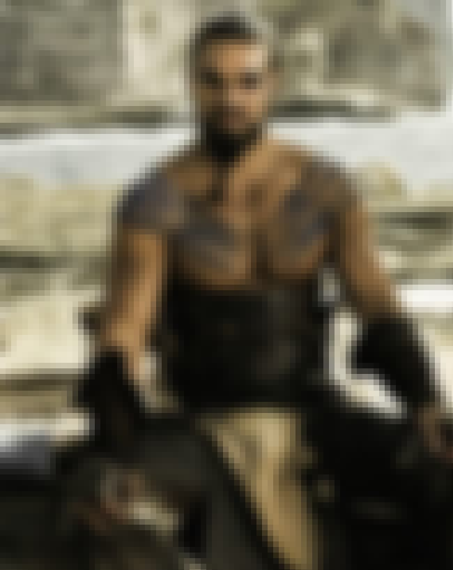 Khal Drogo is listed (or ranked) 4 on the list 20 Giant, Fictional Things That Weigh Less Than The Rock