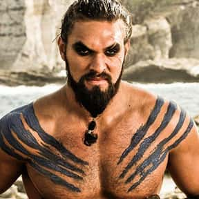 Khal Drogo is listed (or ranked) 9 on the list Easy Costumes If You Already Have A Beard or Mustache