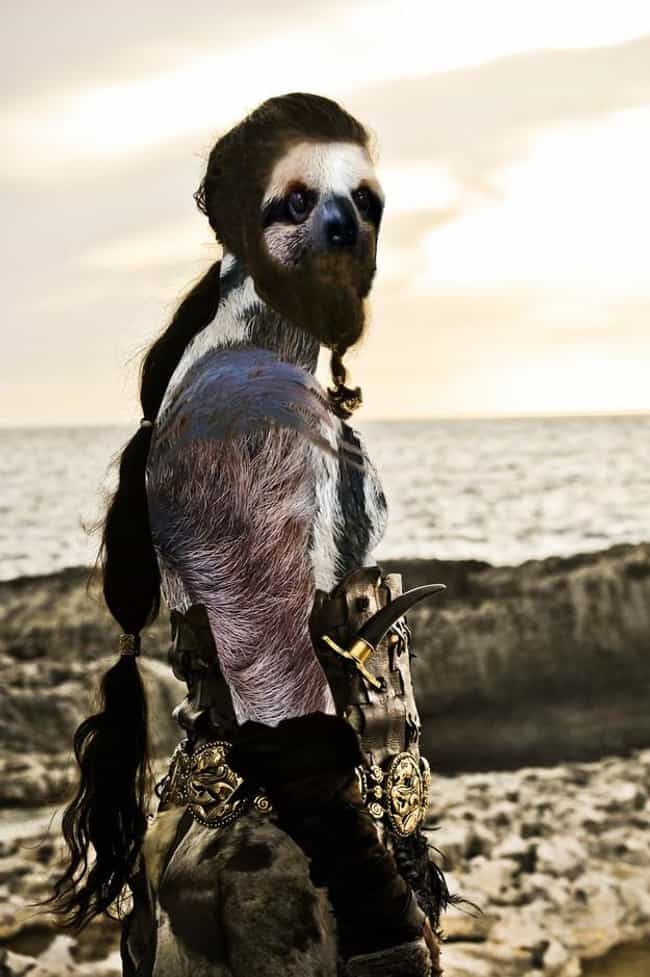Khal Drogo is listed (or ranked) 9 on the list 13 Game of Thrones Characters as Sloths