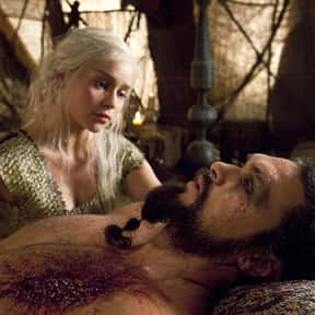 Khal Drogo is listed (or ranked) 16 on the list The Greatest Bad Boys in TV History