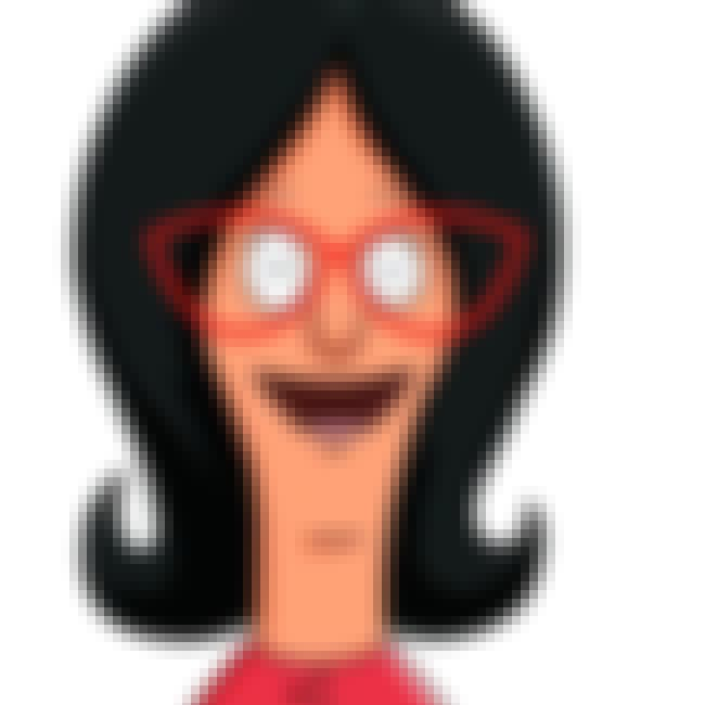 Linda Belcher is listed (or ranked) 3 on the list 17 Famous Female Cartoon Characters Voiced by Men
