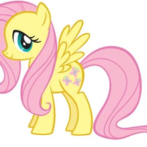 Fluttershy is listed (or ranked) 24 on the list The Best Yellow Characters
