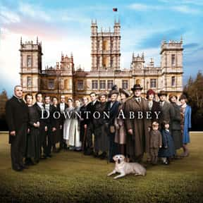 Downton Abbey is listed (or ranked) 2 on the list The Best TV Shows On Amazon Prime