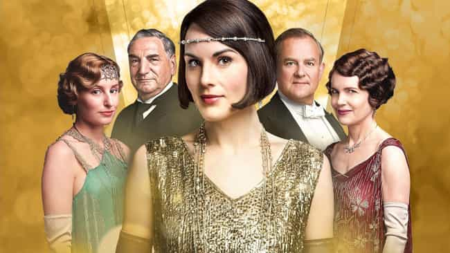 Downton Abbey is listed (or ranked) 1 on the list What to Watch If You Love 'The Crown'