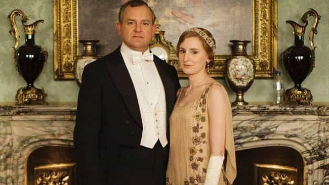 Downton Abbey is listed (or ranked) 3 on the list Modern Objects That Wound Up In Non-Modern Movies And TV Shows