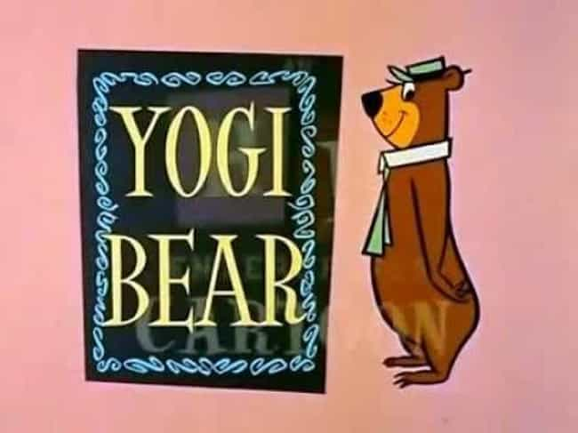 The Yogi Bear Show is listed (or ranked) 4 on the list What Was The Most Popular Cartoon The Year You Were Born?