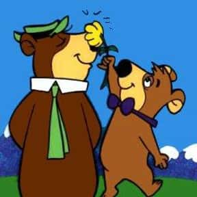 The Yogi Bear Show is listed (or ranked) 8 on the list The Best Boomerang TV Shows