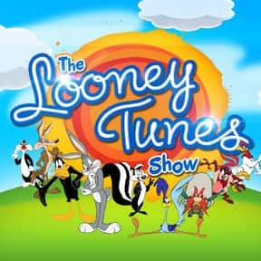 The Looney Tunes Show is listed (or ranked) 13 on the list The Greatest Cartoon Theme Songs of All Time