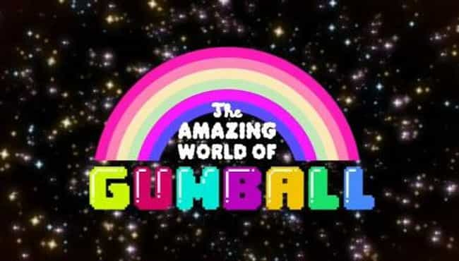 The Amazing World of Gumball is listed (or ranked) 4 on the list What to Watch If You Love Rick and Morty