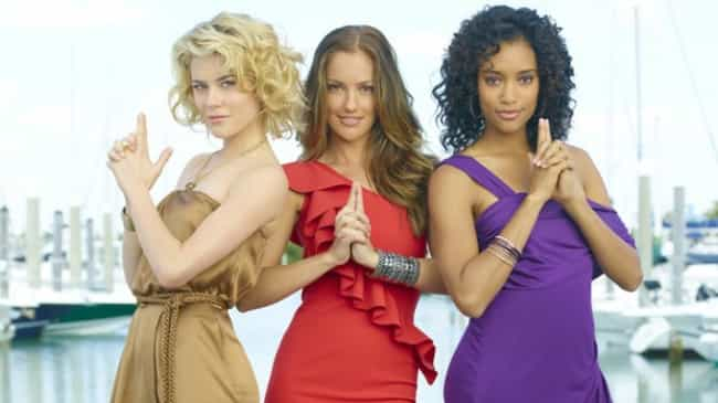 Charlie's Angels is listed (or ranked) 3 on the list TV Shows Produced By Leonard Goldberg