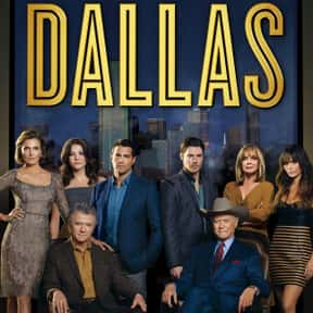 Dallas is listed (or ranked) 6 on the list The Best TV Shows Set In Texas