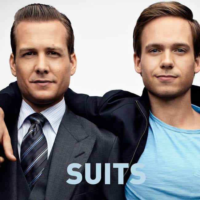 Suits is listed (or ranked) 2 on the list What to Watch If You Love 'The Good Wife'