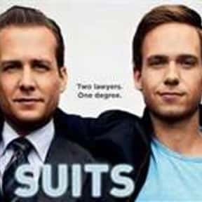 Suits is listed (or ranked) 6 on the list The Best TV Shows Set In New York City