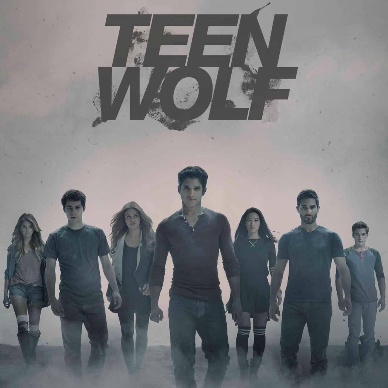 Teen Wolf is listed (or ranked) 1 on the list The Best Supernatural Teen Series