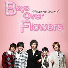 Boys Over Flowers is listed (or ranked) 17 on the list The Best K-Dramas to Watch on Viki