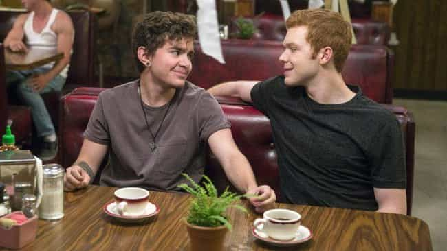 Shameless is listed (or ranked) 5 on the list The Most Unbelievable TV Romances
