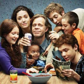 Shameless is listed (or ranked) 22 on the list The Funniest Shows Streaming on Netflix