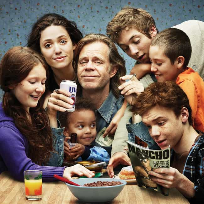 Shameless is listed (or ranked) 4 on the list What to Watch If You Love 'Sons of Anarchy'
