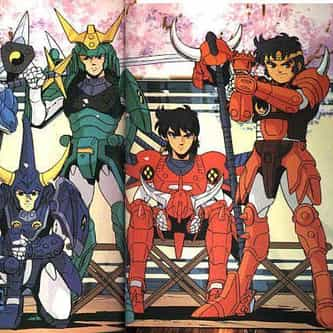 Ronin Warriors (US)