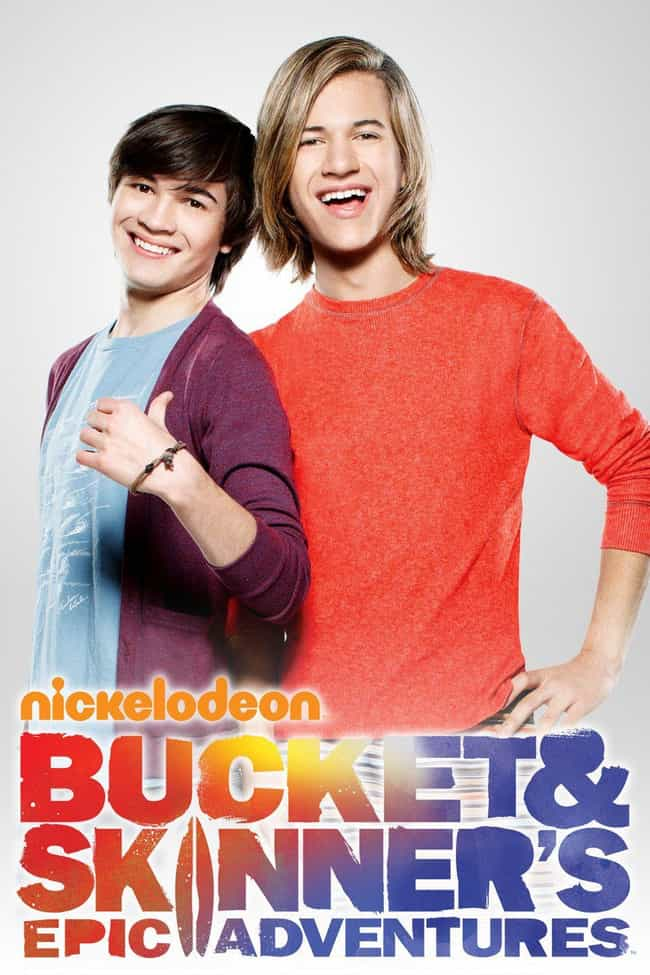 Bucket & Skinner's E... is listed (or ranked) 2 on the list TV Shows Produced By Thomas W. Lynch