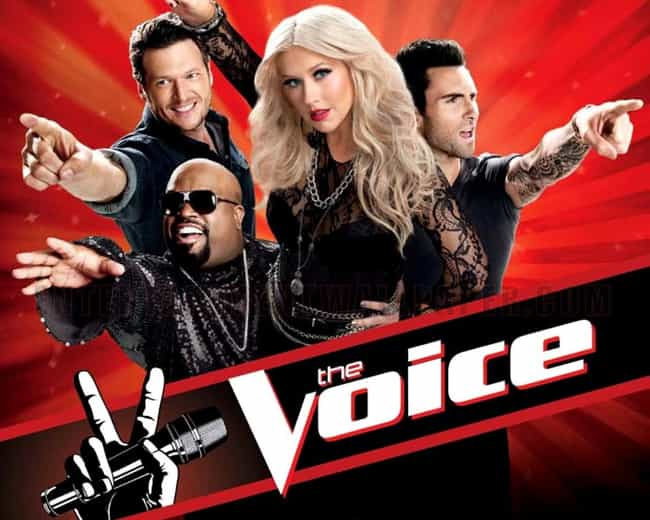 The Voice is listed (or ranked) 3 on the list What to Watch If You Love 'America's Got Talent'