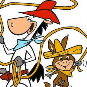 The Quick Draw McGraw Show is listed (or ranked) 19 on the list The Best Boomerang TV Shows