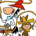 The Quick Draw McGraw Show is listed (or ranked) 17 on the list The Best Boomerang TV Shows