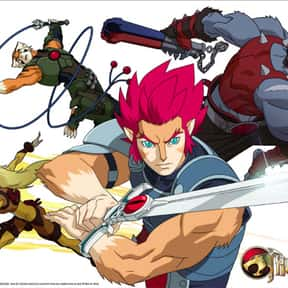 ThunderCats is listed (or ranked) 22 on the list The Best TV Reboots & Revivals