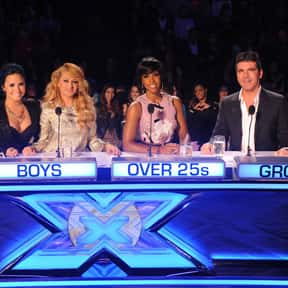 "The X Factor (U.S.) is listed (or ranked) 16 on the list The Best ""American"" TV Shows"