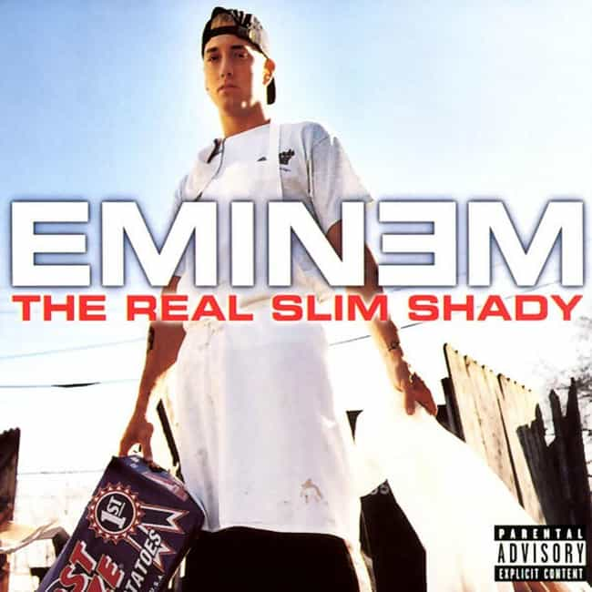 The Real Slim Shady is listed (or ranked) 4 on the list The Best Hip Hop Music Videos