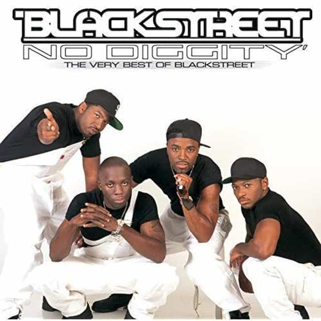 No Diggity is listed (or ranked) 3 on the list Classic '90s Middle School Dance Songs That Were Totally About Getting Busy