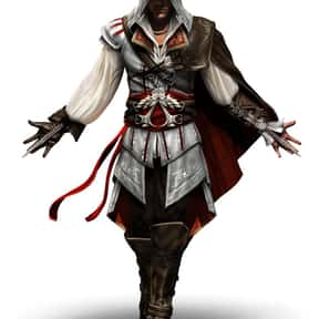 Ezio Auditore da Firenze is listed (or ranked) 5 on the list The Best Jumping Characters in Gaming History