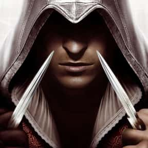 Ezio Auditore da Firenze is listed (or ranked) 3 on the list The Most Hardcore Video Game Heroes of All Time