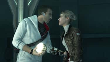 Desmond Stabs Lucy In 'Ass is listed (or ranked) 2 on the list Plot Holes That Ruin Your Favorite Video Games