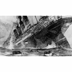 Sinking of RMS Lusitania