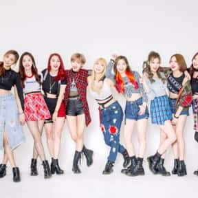 Twice is listed (or ranked) 4 on the list The Best JYP Entertainment Artists Ever, Ranked