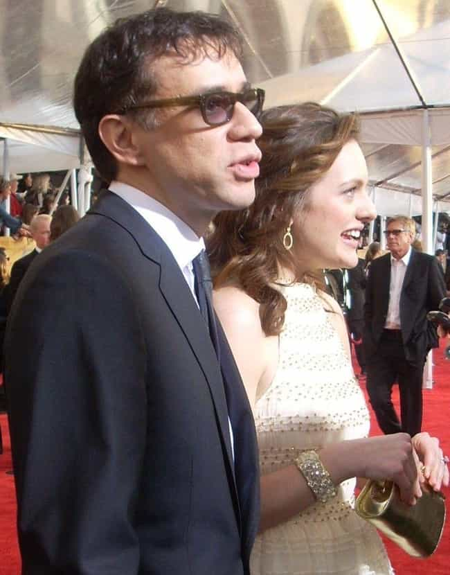 Fred Armisen is listed (or ranked) 4 on the list Elisabeth Moss Loves and Hookups